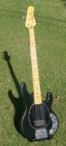 1977 Sting Ray Bass The Sting
